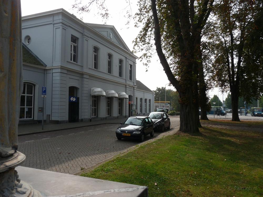 treinstations drenthe/station meppel - treinstation provincie drenthe